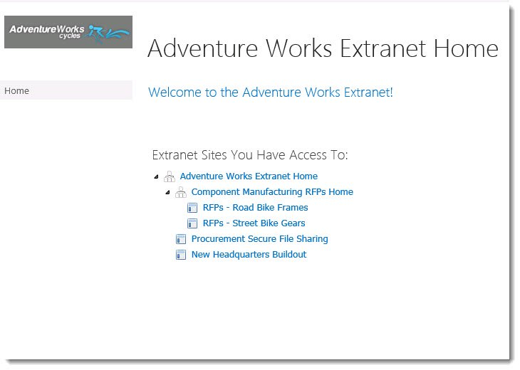 ExCM 2013 R2 Extranet Directory Web Part